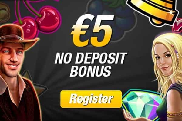 Energy Casino €5 no deposit