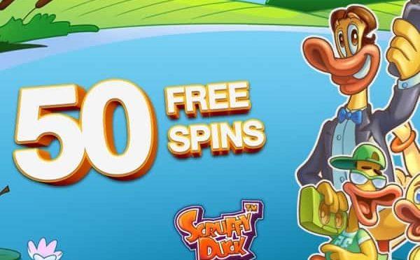 50 No Deposit Free Spins by Playfortuna