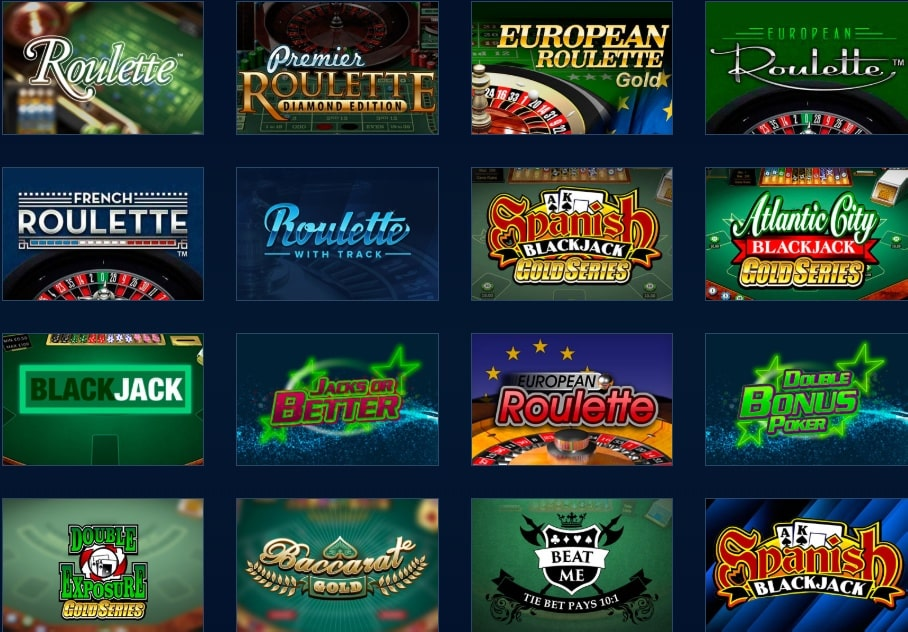 MrBit casino games