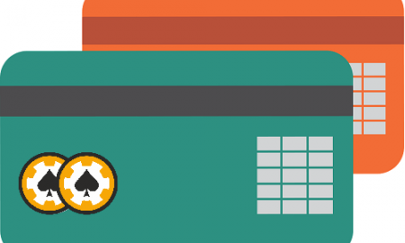 Online Casino tip: Extra account with debit card as cost control