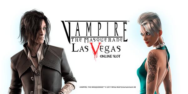 Vampire: The Masquerade-Las Vegas slot Foxium