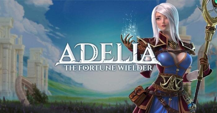 Adelia - The Fortune Wielder foxium slot